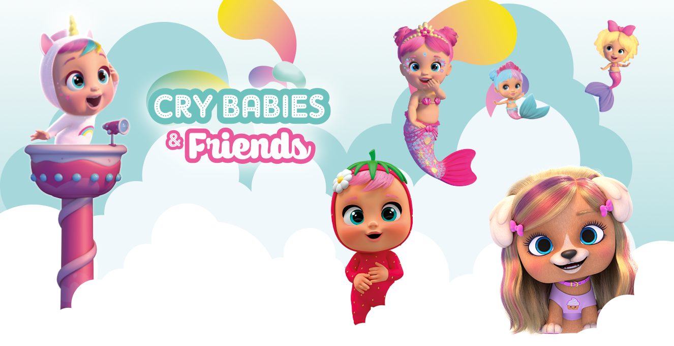 Concorso Cry Babies & Friends!