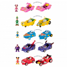TRANSFORMABLE VEHICLES - ASSORTMENT 5